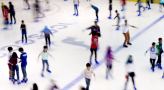 Nixon Ice Skating Night, Dec 14th, 5:30-7:30 pm